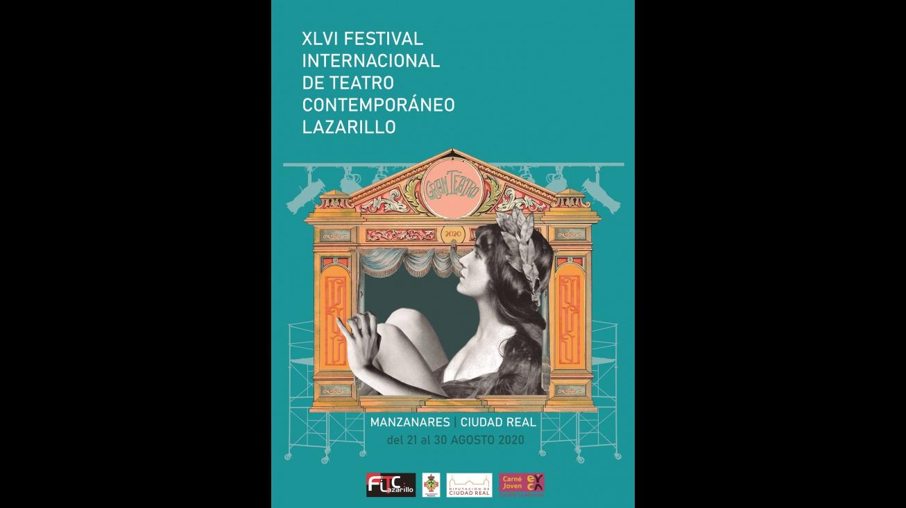 Cartel del XLVI FITC 'Lazarillo'