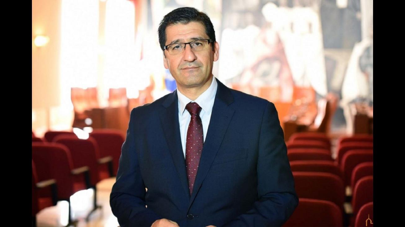 José Manuel Caballero (presidente de la Diputación Provincial de Ciudad Real)