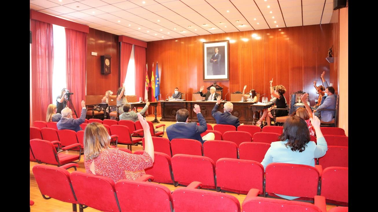 Votación unánime del reglamento del archivo municipal de documentos no electrónicos