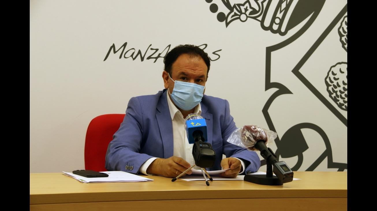 Juan López de Pablo ha presentado la Memoria 2019