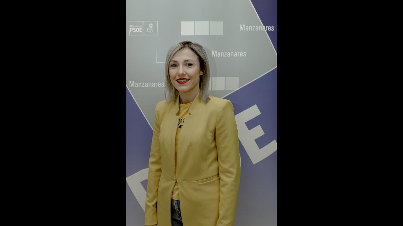 Laura Carrillo, nueva portavoz del Equipo de Gobierno de Manzanares