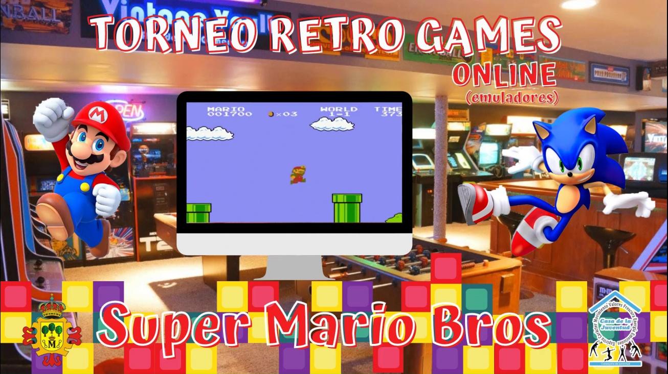 Torneo retro games online