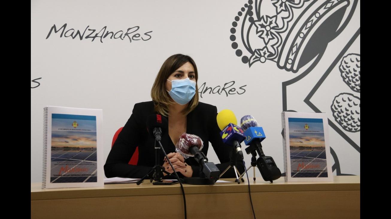 Presentación del plan estratégico 'Manzanares, ciudad de las energías renovables'