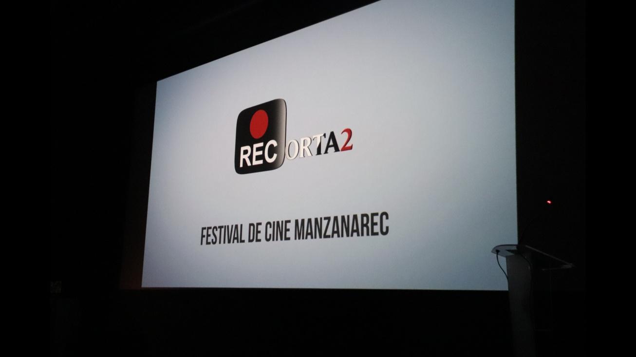 Pantalla de cine durante el festival del año pasado