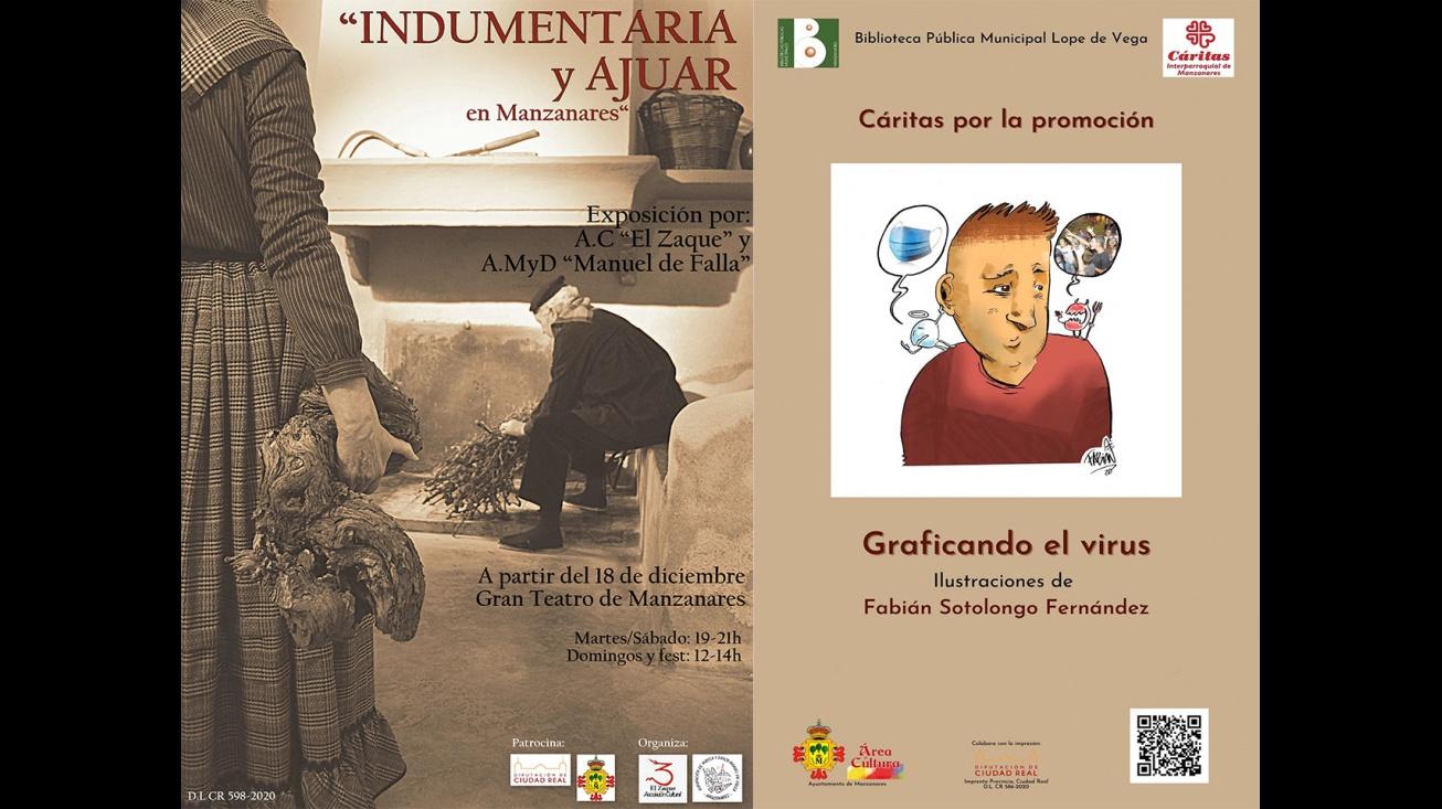 Vuelven las exposiciones a Manzanares