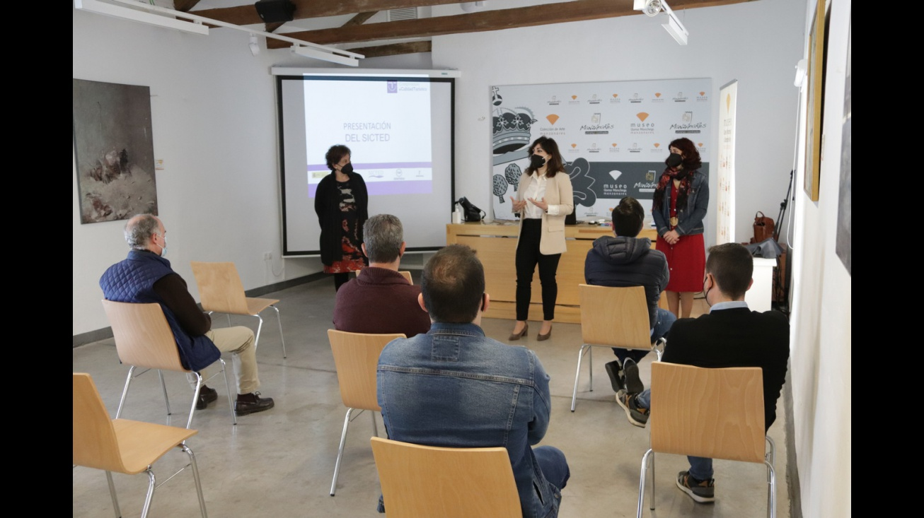 Jornada de sensibilización SICTED en Manzanares