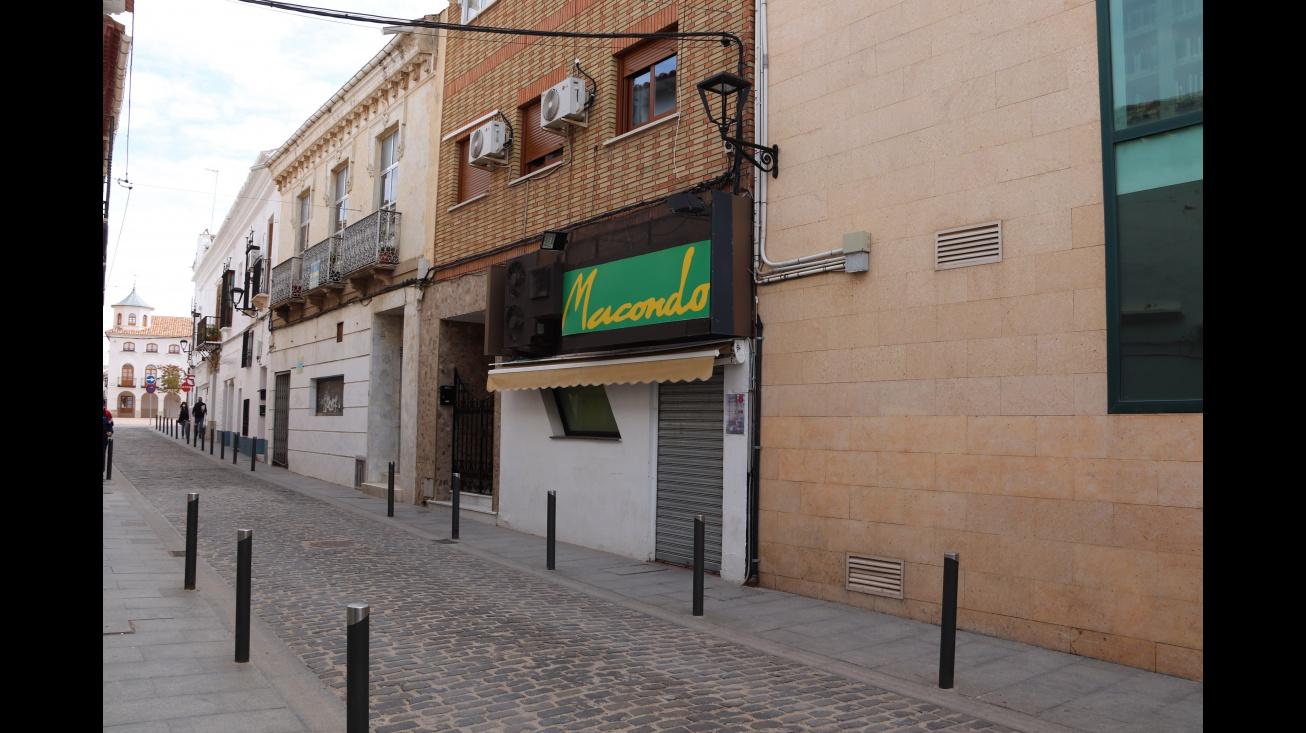Exterior del pub Macondo