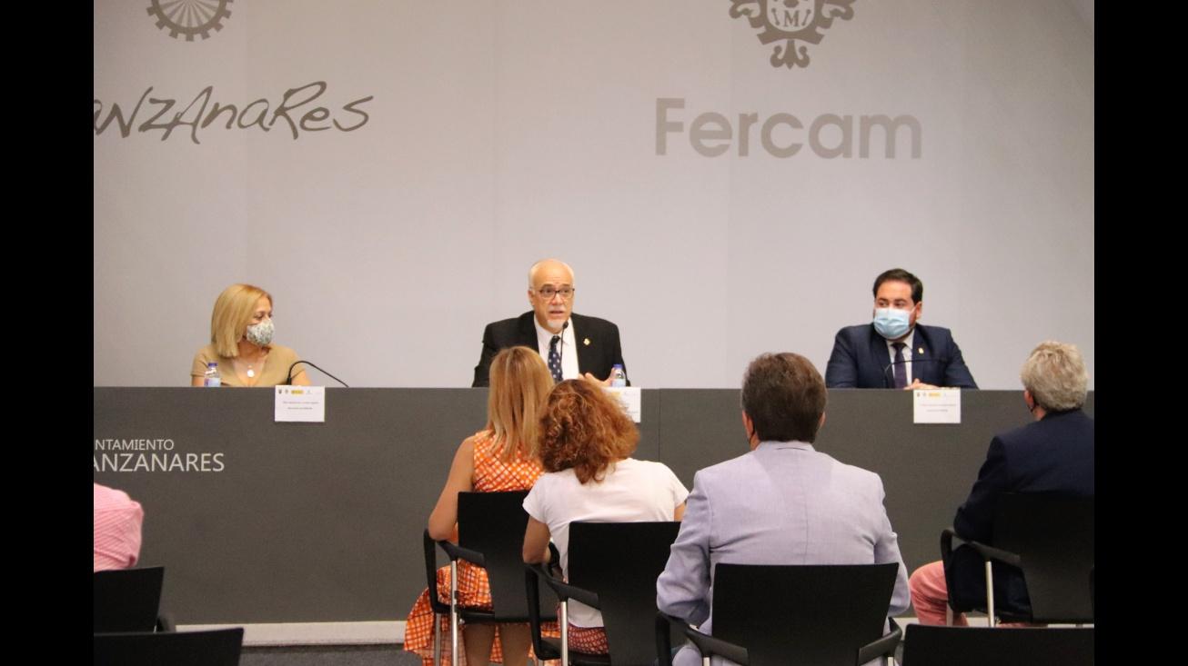 Intervención del alcalde en la presentación de Fercam virtual 2021