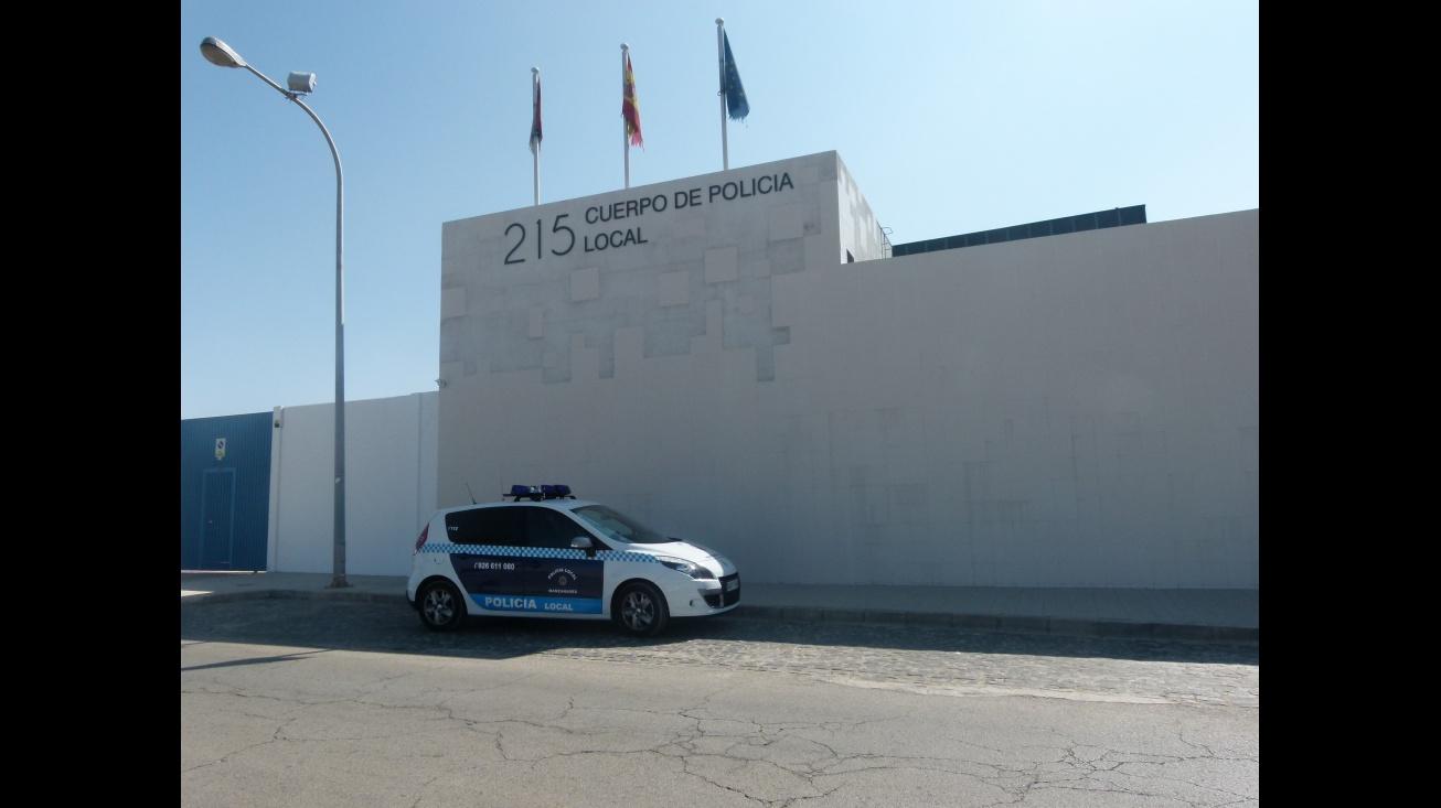 Dependencias de la Policía Local