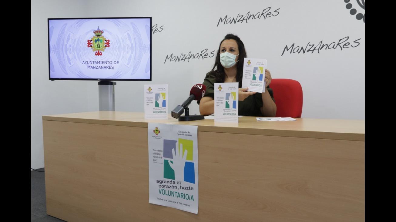 Prado Zúñiga presenta la nueva campaña de captación de voluntariado (1)
