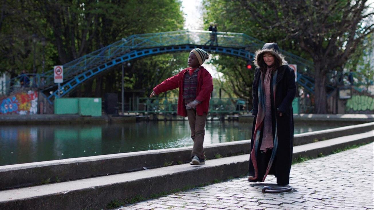 'Bajo las estrellas de París'