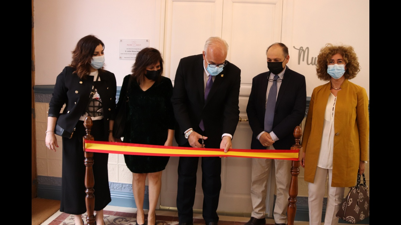 Inauguración del museo PlomHist