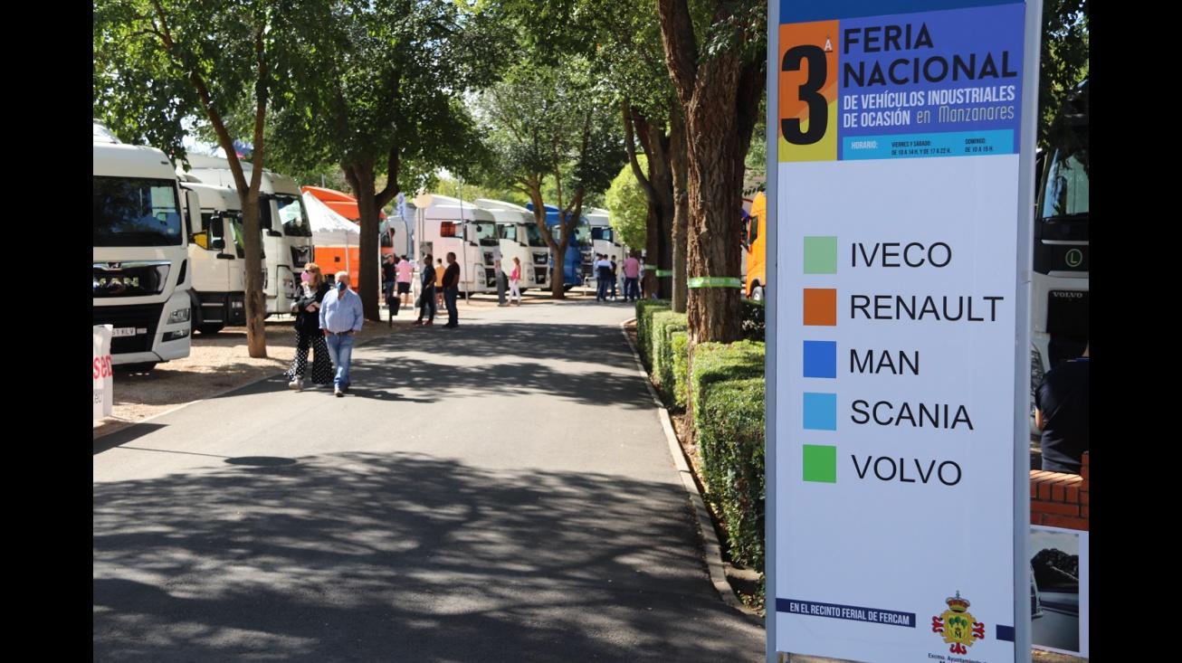 III Feria Nacional de Vehículos Industriales de Ocasión