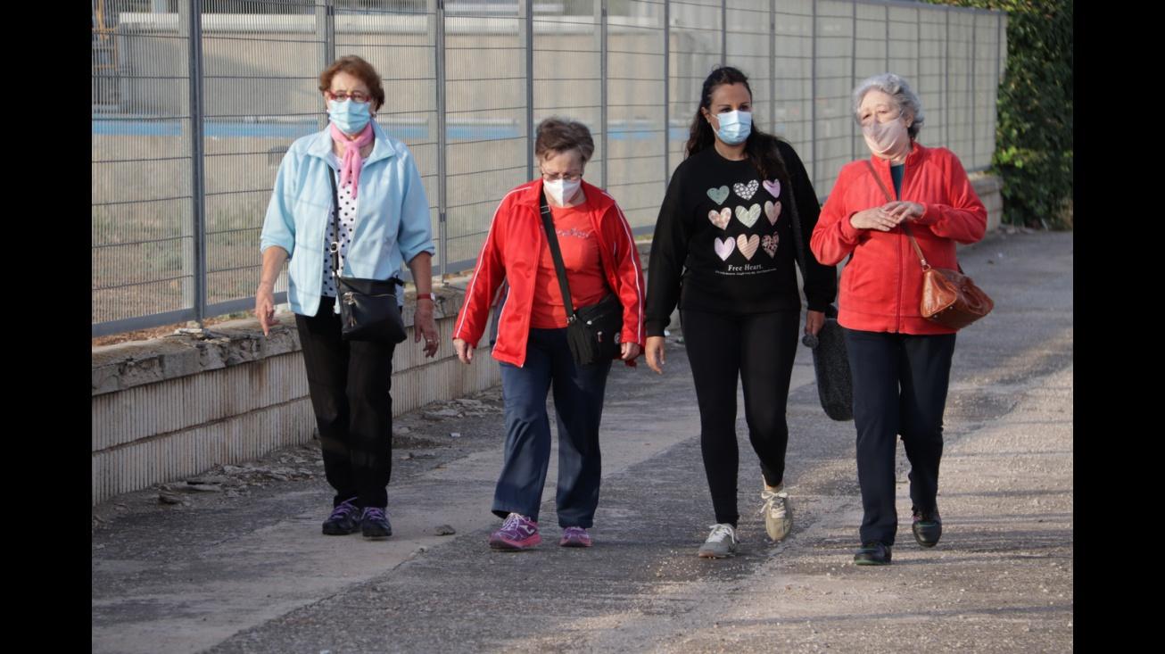 Caminata 'Entre Polígonos' de Segunda Juventud