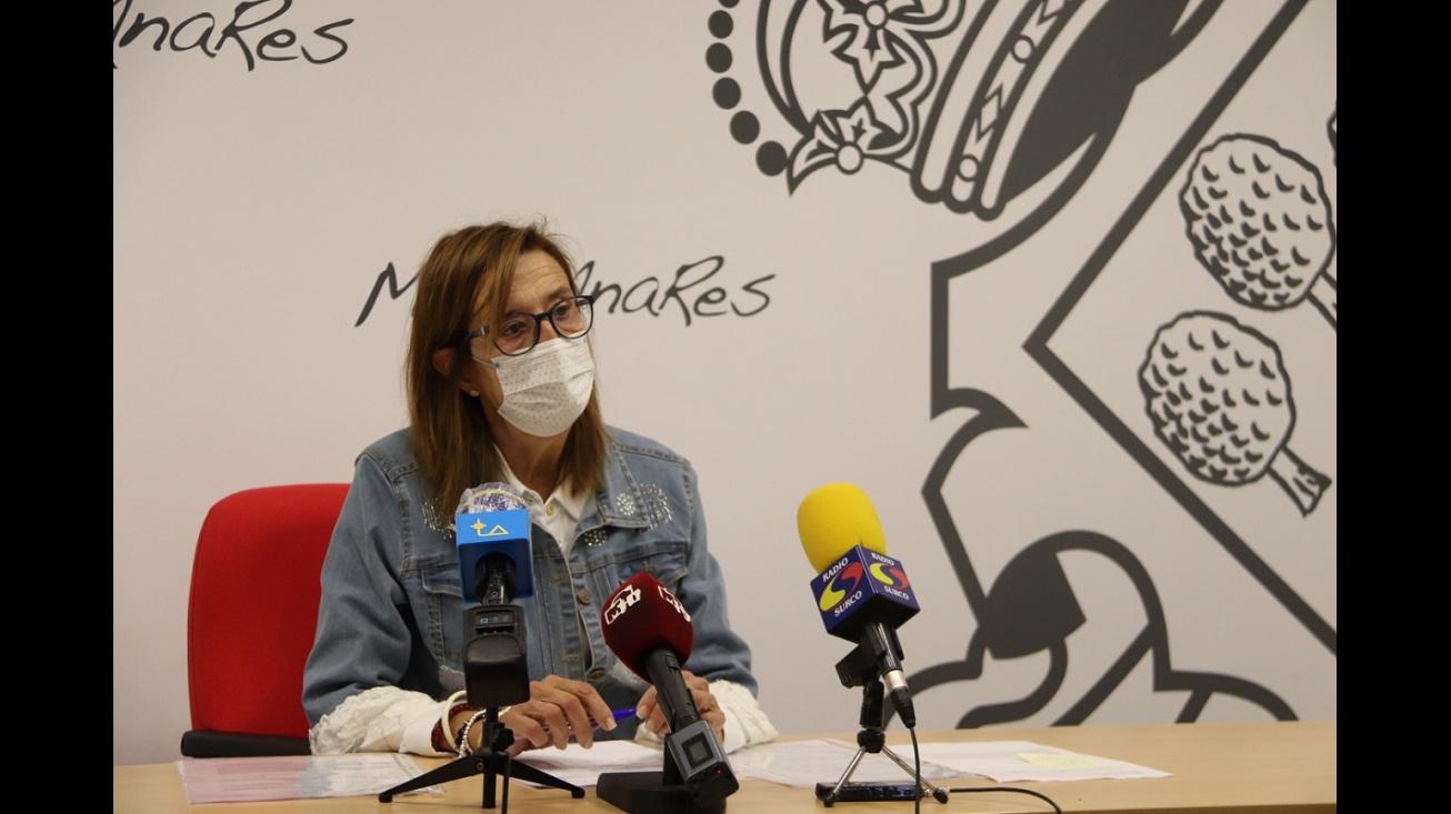 Isabel Quintanilla, concejala de Educación