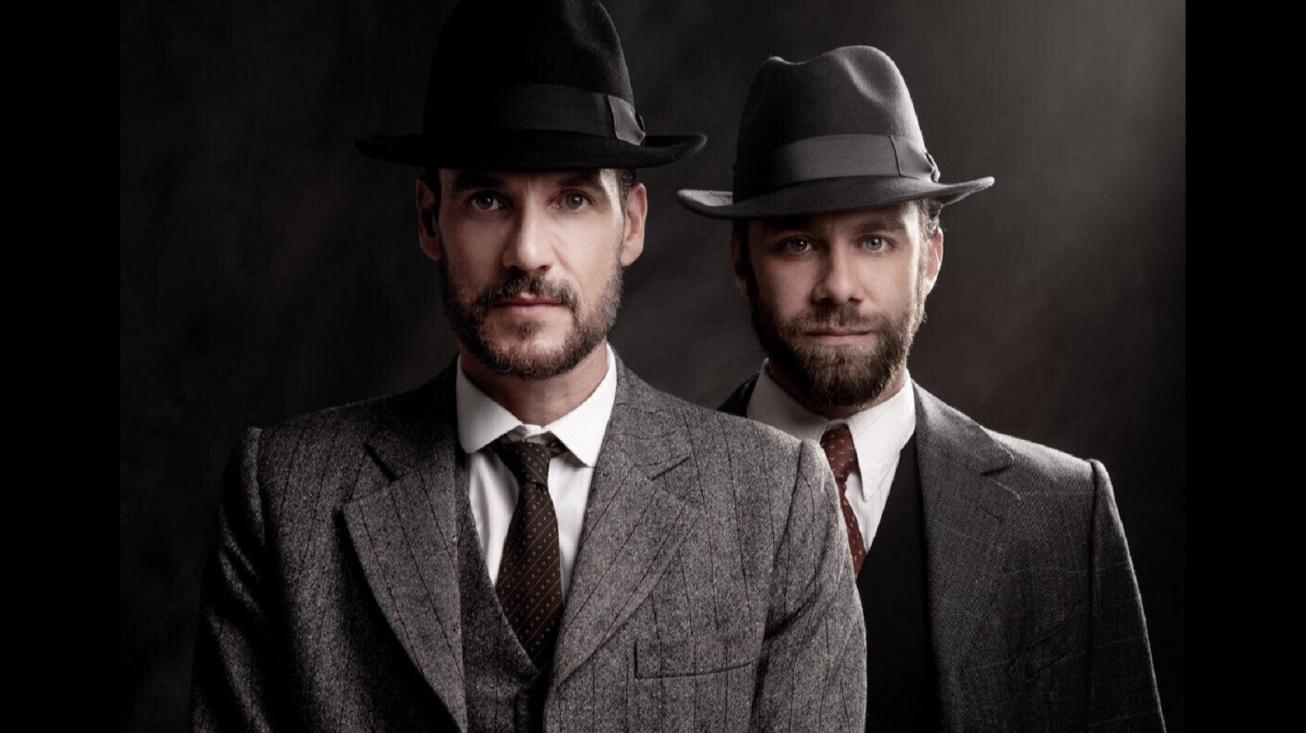 Daniel Grao y Carlos Serrano protagonizan esta representación teatral